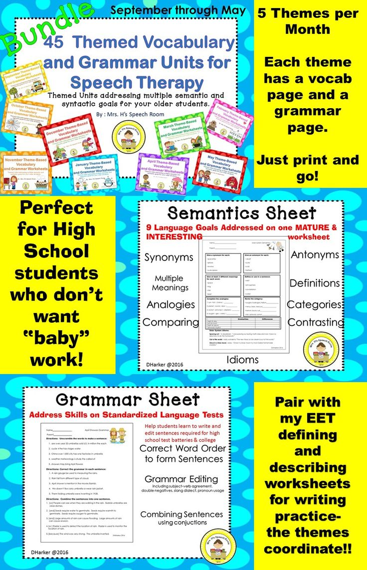 21 best High School and Middle School Speech images on Pinterest ...