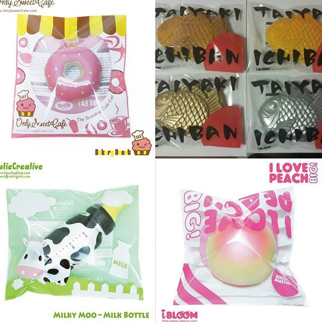 Ibloom Bottled Squishy : 17 Best images about I-Bloom on Pinterest Seals, For sale and Stitches