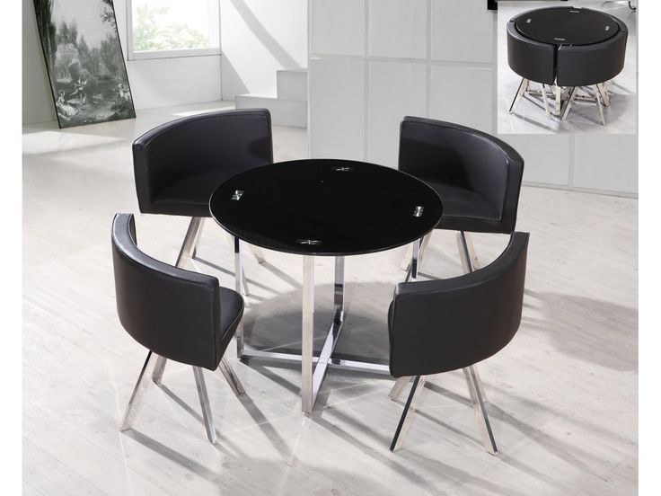 1000 ideas about space saver dining table on pinterest for Space saving dining table