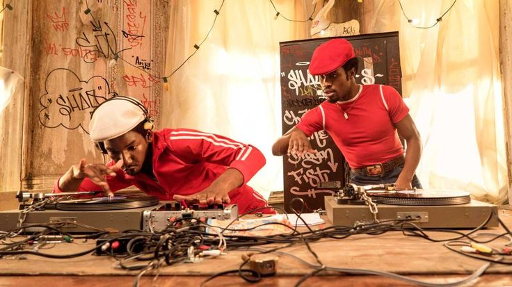 Songs from The Get Down