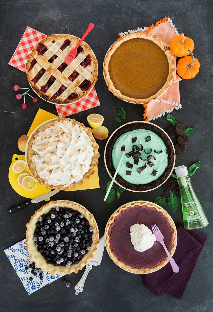 """Pie making isn't always """"easy as pie"""". Luckily, @method home dish soap helped us combat the mess and provided the solution to our clean freak tendencies! #ad #fearnomess #stylebymethod"""