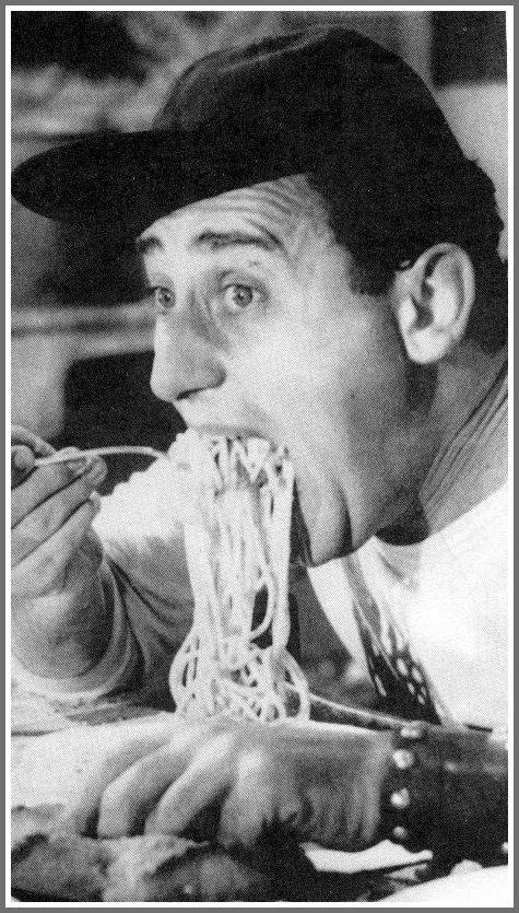 Alberto Sordi - Un Americano a Roma - 1954
