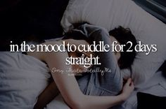rainy day cuddle quotes | couple on we heart it