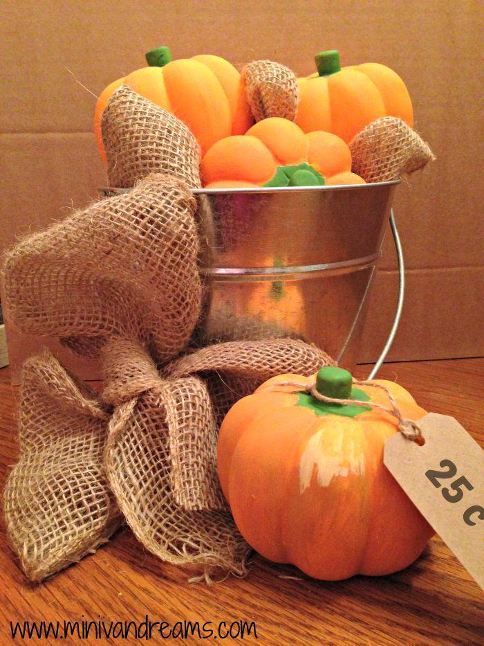 Pumpkins for Sale Project Mini Van Dreams Pumpkins for