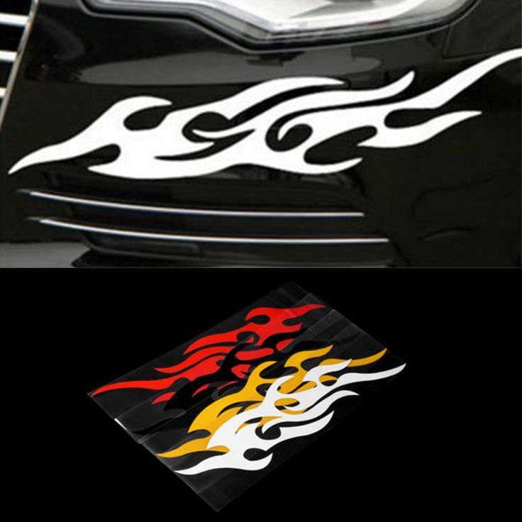 Best Motorbike Accessories Images On Pinterest Motorbike - Custom vinyl decals for car hoodsowl full color graphics adhesive vinyl sticker fit any car hood
