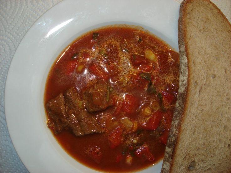 Ohnivá gulášová polévka | Svět dobrého jídla
