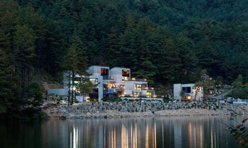 去韓國一定要去志龍家的高級度假村 Dolce Vita 住一晚啊,先別說房型多棒,真的很想在那邊遇到 GD 本人欸! - PopDaily 波波黛莉的異想世界
