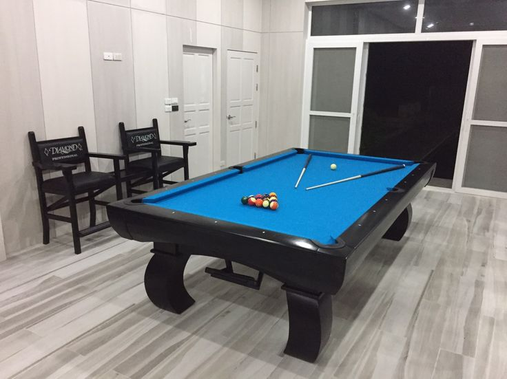 A beautiful Diamond Paragon 9ft in Black Maple with Chair Unit from Diamond delivered in Pattaya in March 2017 ! What an beautiful table ! #diamondbilliards #Diamondpooltables #diamondbilliardsthailand #diamondpooltablesthailand