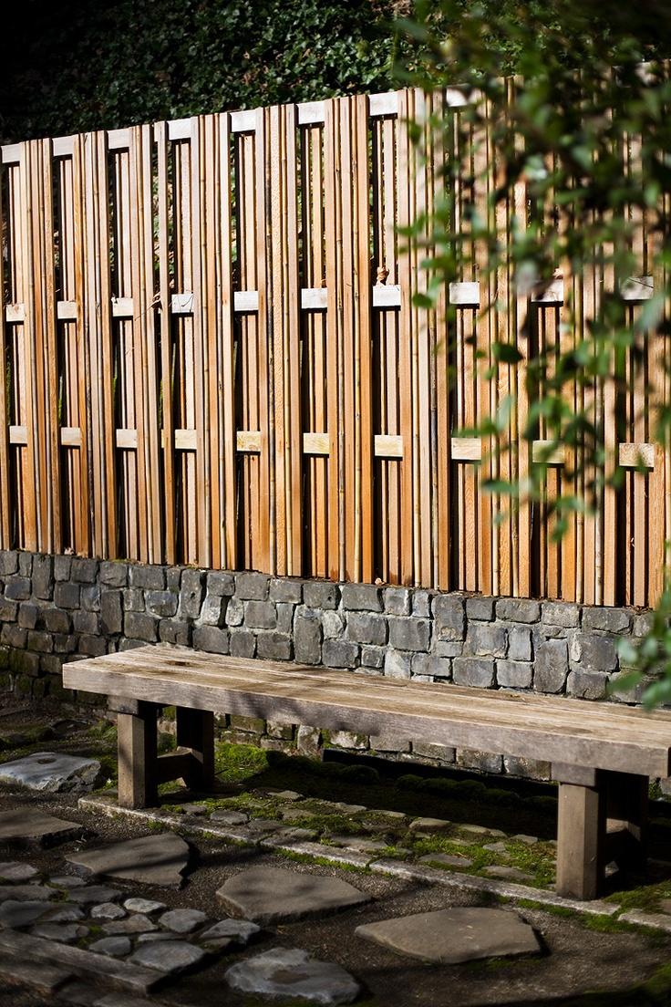 92 best Fences images on Pinterest | Garden fencing, Outdoor gardens ...