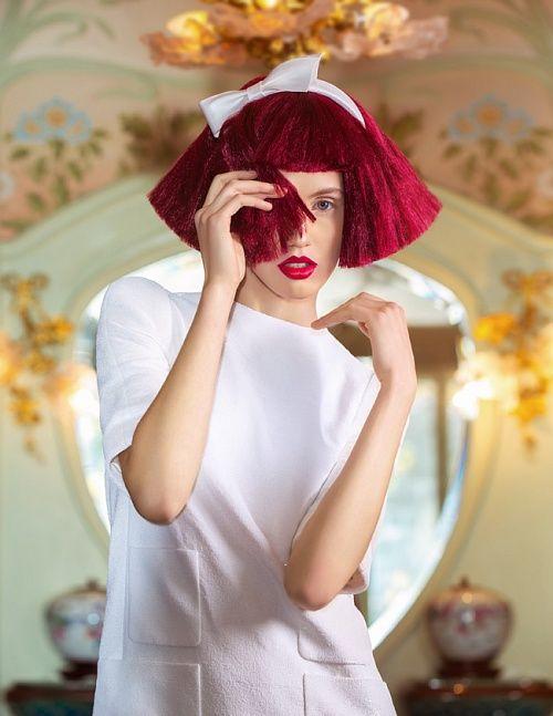 LOUIS VUITTON for L'OFFICIEL Ukraine | Concept & photo: ALIKHAN | Fashion supervision: Ana Varava | Model: Raquel Radiske | Style: Gala Borzova | Make-up & Hair: Marina Roy | Producers: Radik Aijarikov & Gala Dudina
