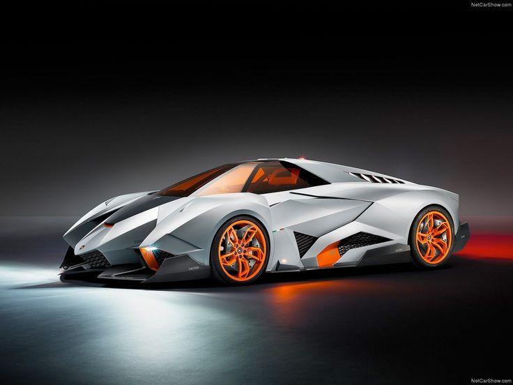 Lamborghini Egoista Concept                                                                                                                                                                                 Más