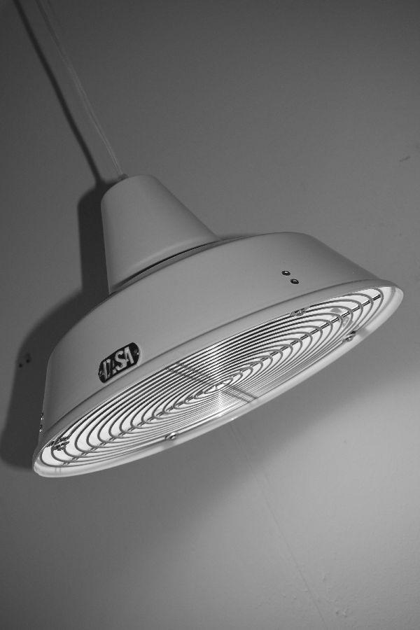 Sospensione Urbana, lampada in stile industriale Lampade