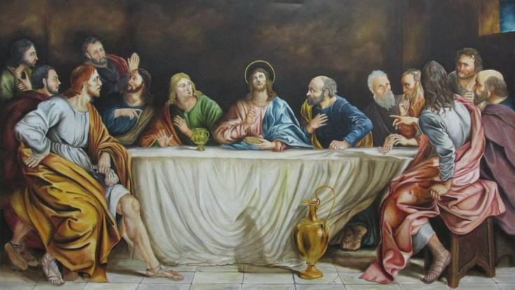 17 best images about ultima cena on pinterest christ for Cena en frances