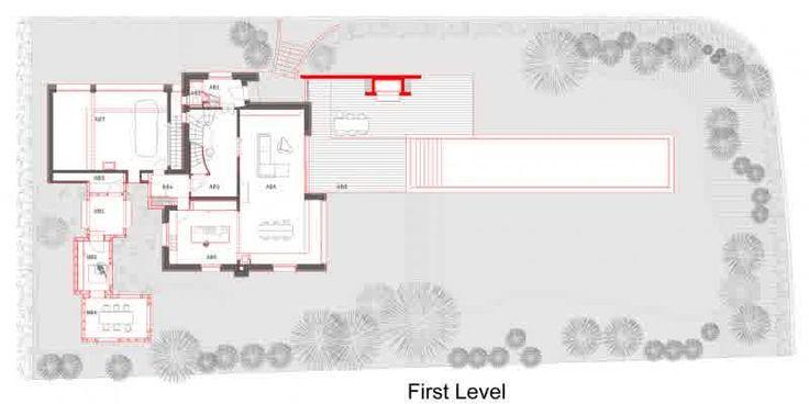 stylish blue print idea in haus von arx plan home living applied on first level house design plan idea