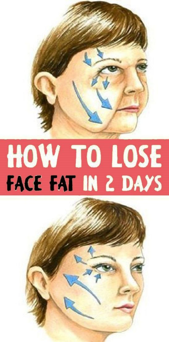 7 Proven Exercises to Lose Face Fat In 2 Days – Li…