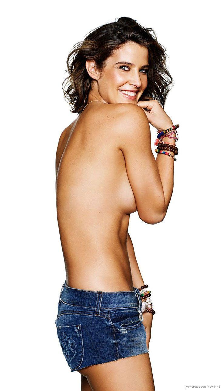 Cobie Smulders Bikini