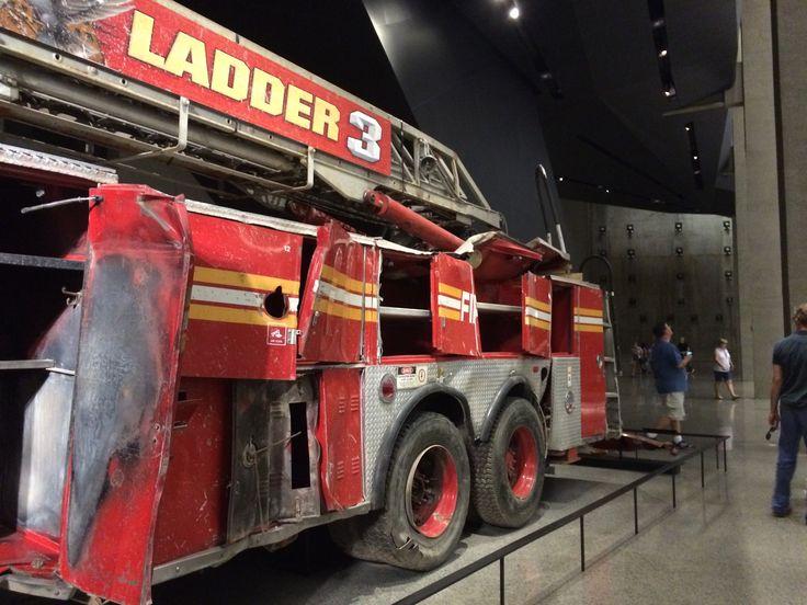 WTC museum :((