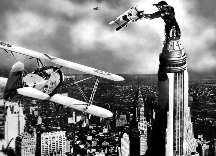 1933 King Kong .Merian C. Cooper, Ernest B. Schoedsack