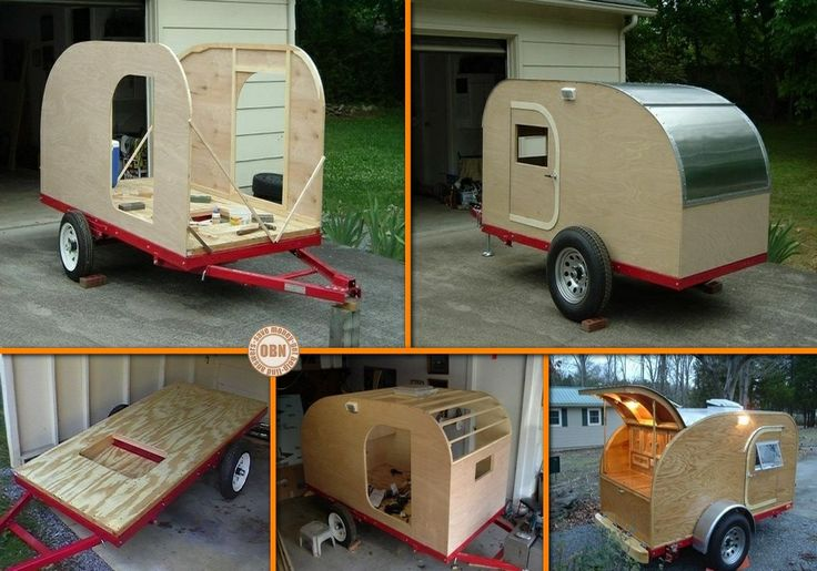 Built your own camper. #EPDMrubber #Commercialroof #RVroofmaintainence http://www.epdmcoatings.com/