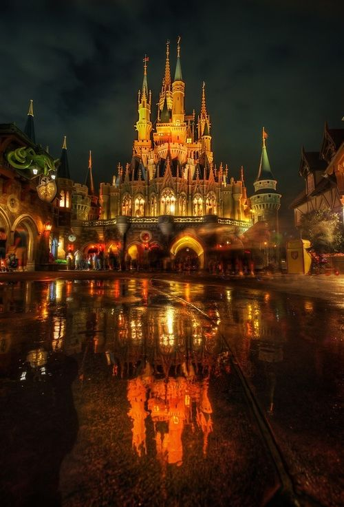 disney: Walt Disney World, Trey Ratcliff, Cinderella Castles, Disney World, Disney World Resorts, Magic Kingdom, Disney Castles, Princesses, Magickingdom