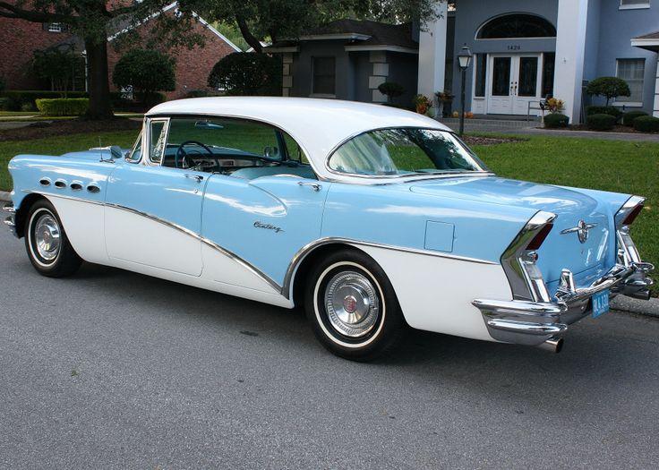 1956 Buick Century Riviera Hardtop
