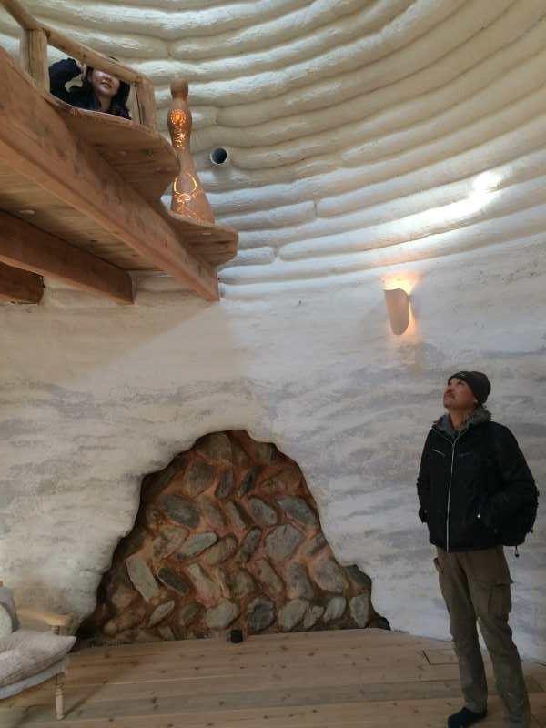 セルフビルドの面白い家が立ち並ぶ理想空間が和歌山にあった!【アースバックハウス・ストローベイルハウスetc】 (16)