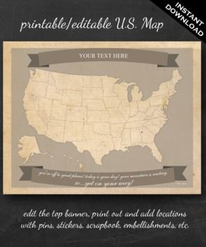 Best 25 Us map printable ideas on Pinterest Map of usa Mr usa