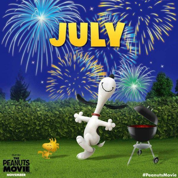 Snoopy July