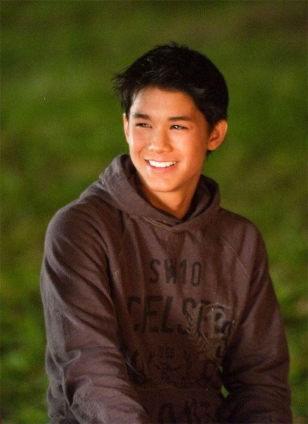 The Twilight Saga's Eclipse. Seth Clearwater the youngest of the Wolf Pack.