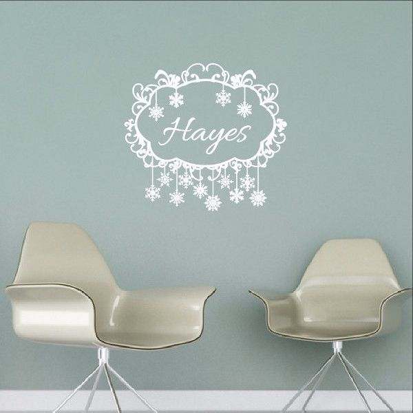 Best Christmas Vinyl Wall Decals Images On Pinterest - Custom vinyl record decals