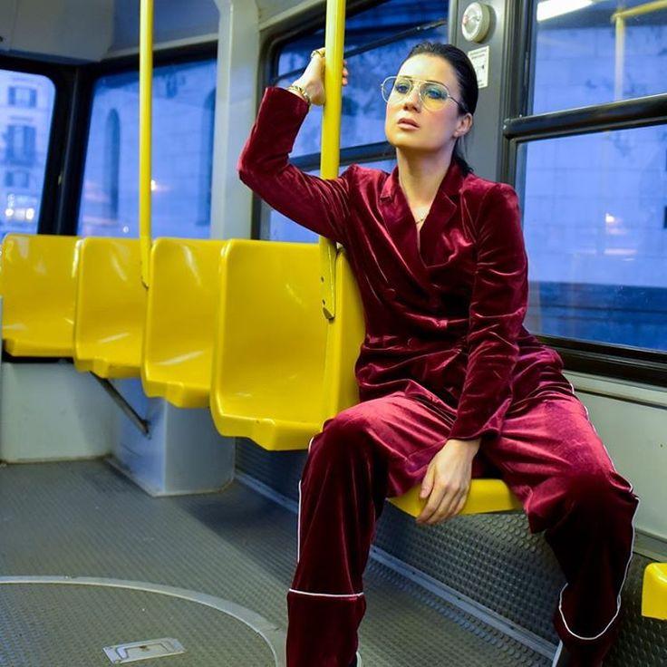Leggi tutto sul mio blog www.modablogger.eu #pigiama #pijiama #trend #italy #fashionblogger #chic #glam #style