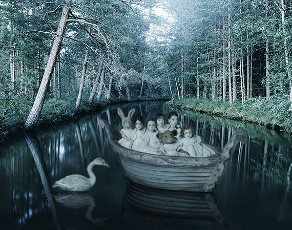 The silent stream - Helena Blomqvist - Pictify - your social art network