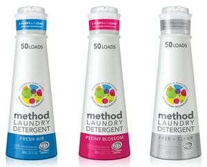 Facebook: $2/1 Method Laundry Detergent Coupon