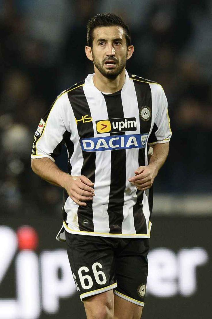 @Udinese Giampiero Pinzi #9ine