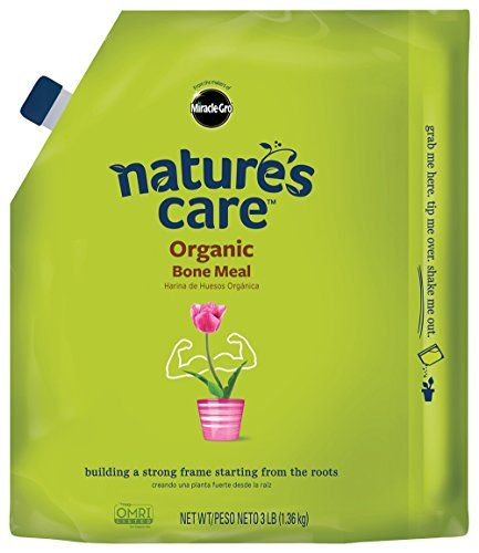 MiracleGro 100125 Natures Care Organic Bone Meal 6 Pack 3 lb * Check out this great product.