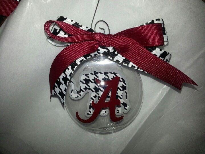 Alabama Christmas decoration