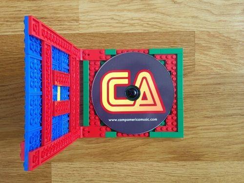 Lego, tra musica & graphic design