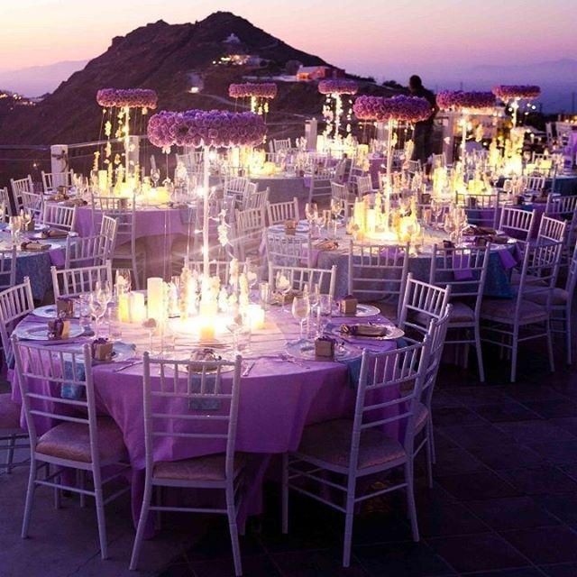Destination wedding in Santorini on your mind? @eliteeventsathens_santorini can make your dream day a fairytale moment! #EliteEventsSantorini #Santorini #Santoriniwedding #destinationwedding #fairytale #dreamday #weddingdecor #santorinibride #igersgreece