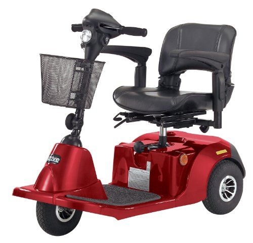 40 best mobility equipment images on pinterest med school medical drive medical daytona 3 gt medium sized 3 wheel scooter with comfortable padded seat red medium fandeluxe Choice Image