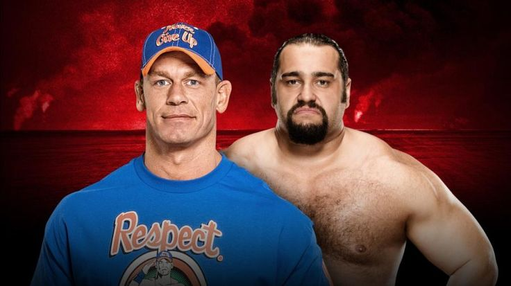 John Cena Represented United States In Defeating Rusev At WWE Battleground In A Flag Match