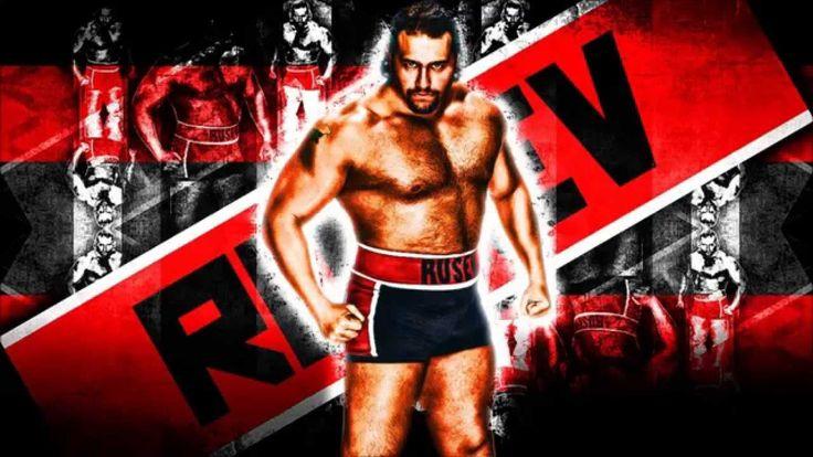WWE Alexander Rusev HD Image