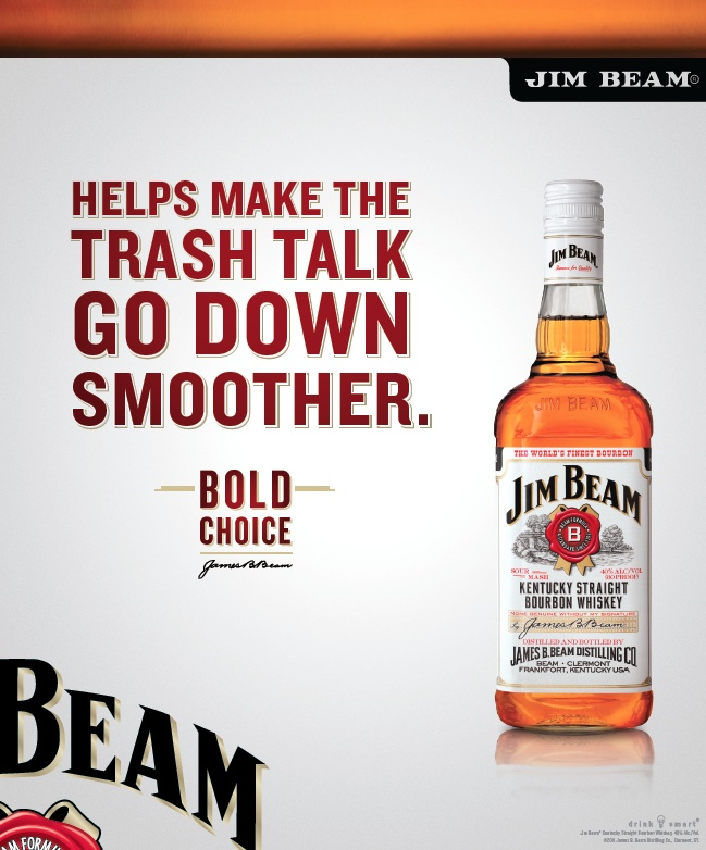 42 best Print and Poster images on Pinterest | Bourbon, Jim beam ...