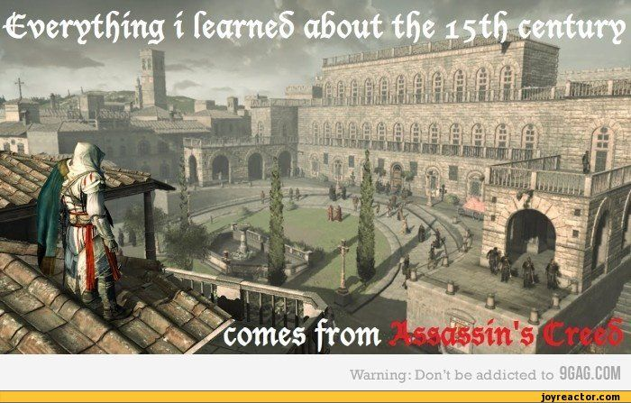 assassins creed funnies / funny pictures & best jokes: comics, images, video, humor, gif animation - i lol'd