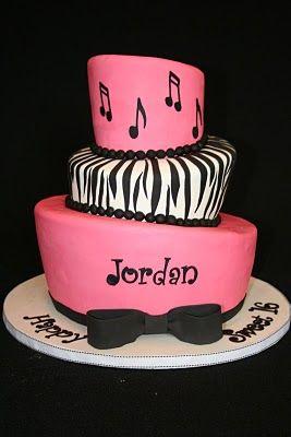 Sweet K Cake Design : Sweet Grace, Cake Designs: Topsy Turvy Sweet Sixteen Cake ...