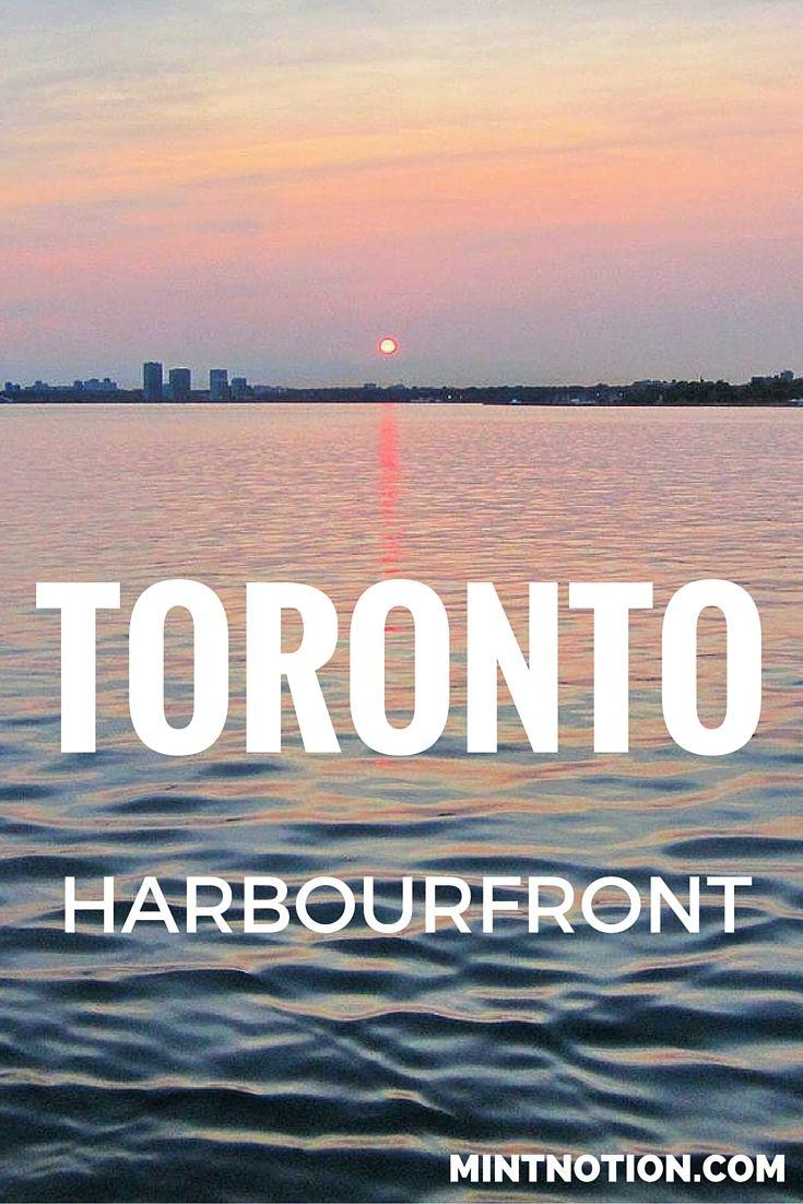 Toronto Harbourfront: Sailing on the Kajama #mintnotion #travel #canada