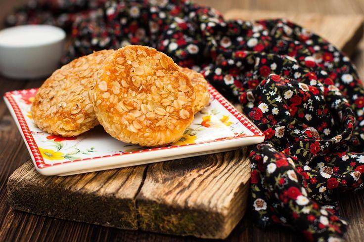 Une délicieuse recette de biscuits au gruau et à l...