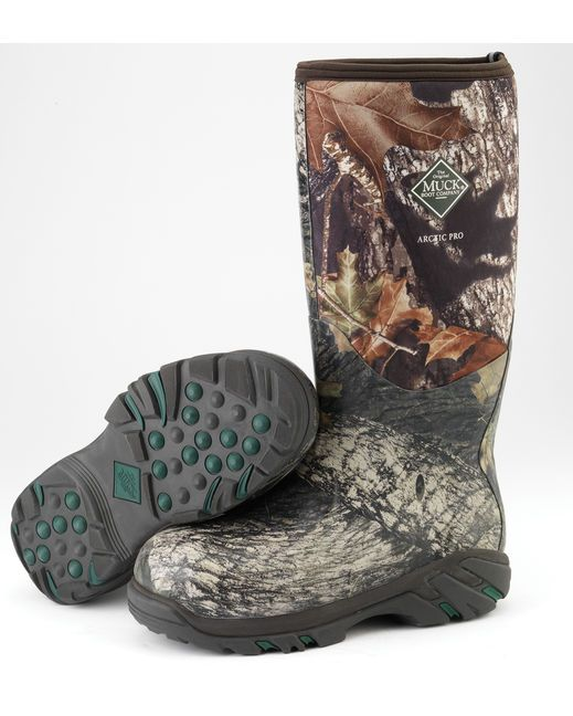 Muck Boots Arctic Pro Boot  http://www.countryoutfitter.com/products/28266-arctic-pro-boot