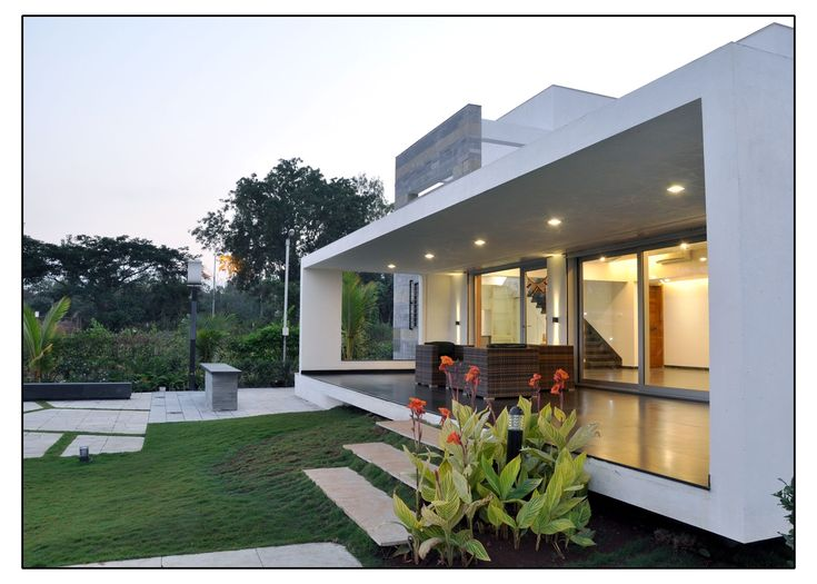 Architecture And Interior Design Projects In India Weekend Home Farm House Sandeep Yeola