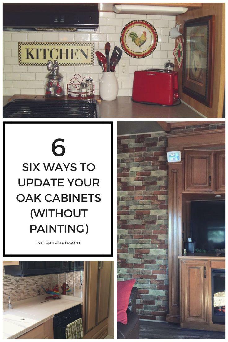 The 25+ Best Updating Oak Cabinets Ideas On Pinterest | Painting Oak  Cabinets White, Painting Oak Cabinets And Oak Island Update