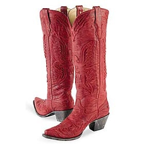 "These are my Favorite Boots! they are made by Corral Boot Company® and have a tall 15"" leather shaft and stacked heel."